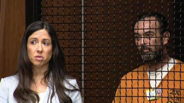 [LA] Holy Fire Suspect Pleads Not Guilty