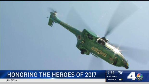 [LA] Honoring 2017 Heroes