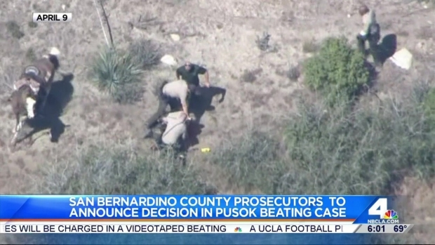 [LA] Decision Due in Horse Pursuit
