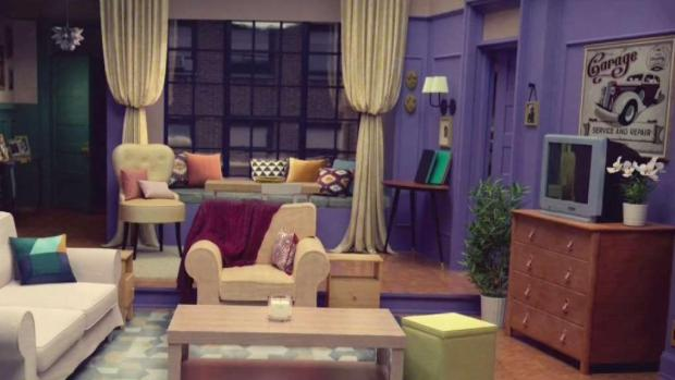 [NATL-LA] IKEA Lets You Decorate Your Living Room Like 'Friends'