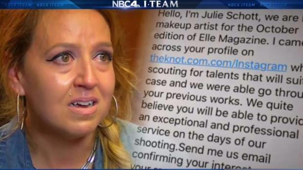 [LA] 'I Was Inconsolable': Impostor Bilks Woman Out of Thousands