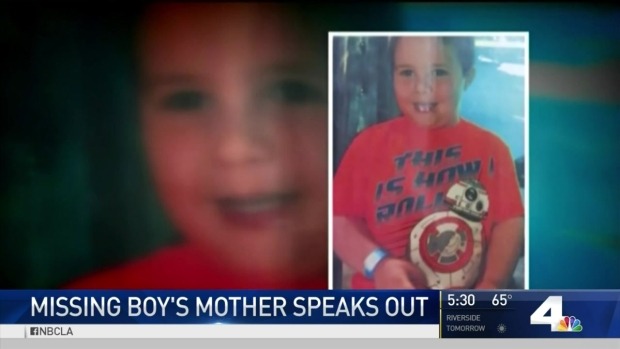 [LA] 'I Will Never Stop Looking For You': Mother Desperate to Find Missing Son