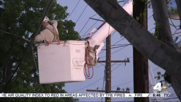 [LA] Inglewood Residents Frustrated Over Planned Power Outage