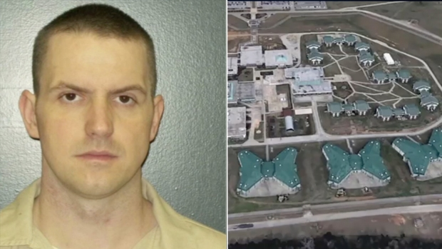 [NATL] Inmate Killed 4 Prisoners So He Would Get Death Row