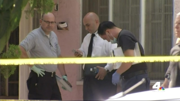[LA] Investigation Continues in Glendale Slayings