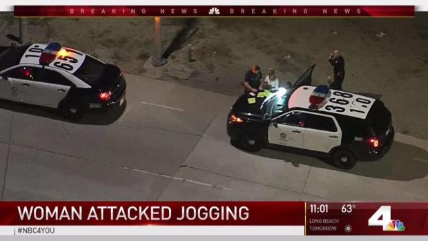[LA] Jogger Attacked, Robbed in Lake Balboa