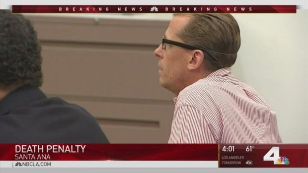 [LA] Jury Recommends Death Penalty in OC Serial Murders Case