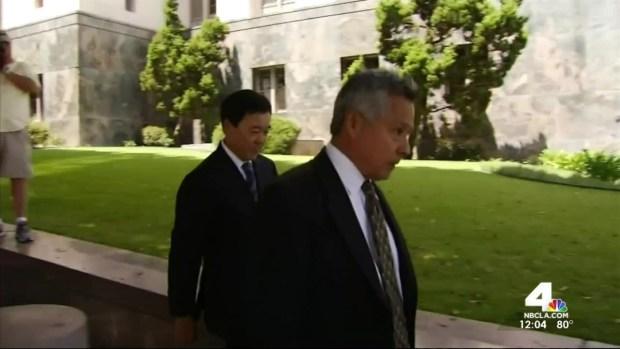 [LA] Jury Reviews Phone Records of Former Undersheriff Paul Tanaka