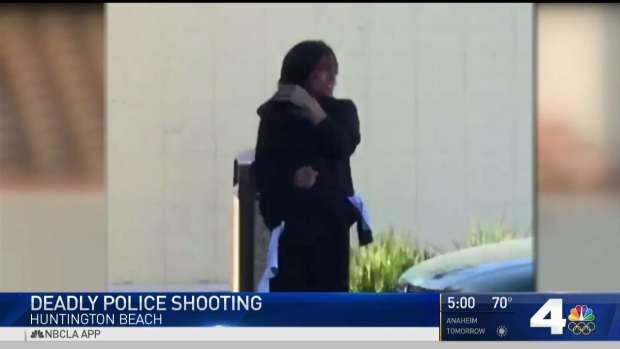 [LA] Officer Fatally Shoots Man Outside 7-Eleven