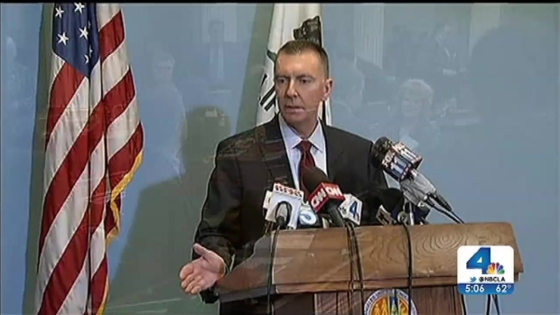 [LA] LAUSD Superintendent Deasy Speaks About Miramonte Abuse Scandal