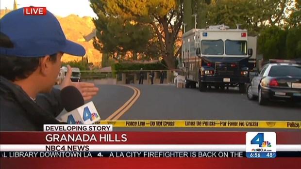 [LA] Officers Fatally Shoot Rifle-Wielding Man