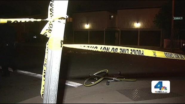 [LA] 15-Year-Old Boy Critically Hurt in Hit-and-Run Crash