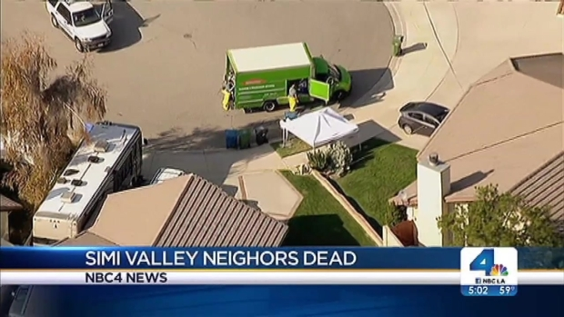 [LA] Neighbors Found Dead in Simi Valley