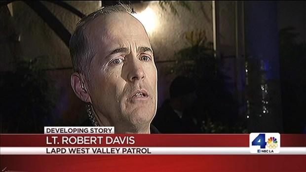 [LA] Shooting in Reseda Leaves 1 Dead, 2 Wounded