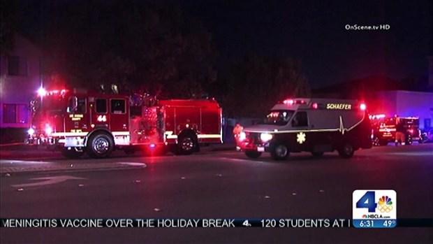 [LA] 16-Year-Old Boy Killed in Duarte Shooting