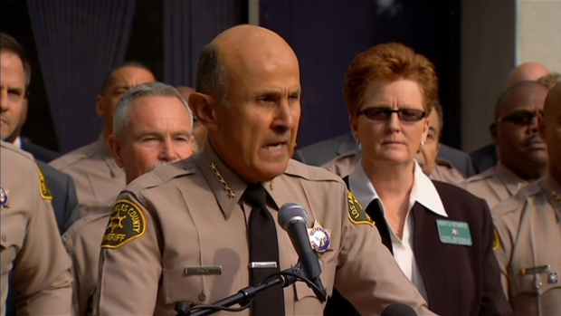 [LA] Embattled Sheriff Lee Baca Announces Retirement