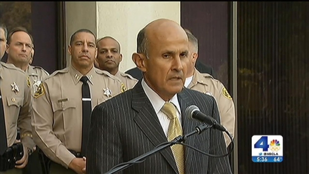 [LA] What Comes Next For Sheriff Lee Baca