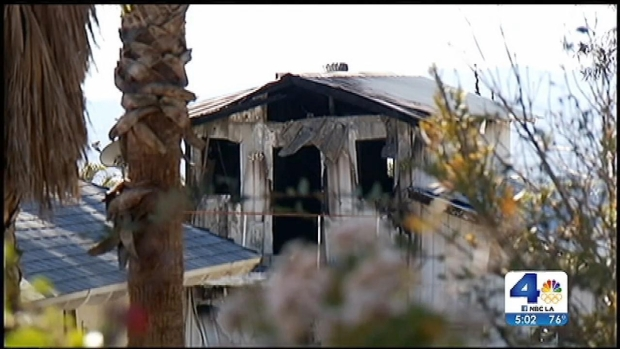 [LA] Sylmar House Fire Kills Family of Four