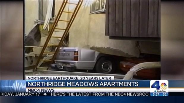 [LA] Community Remembers Northridge Earthquake Victims