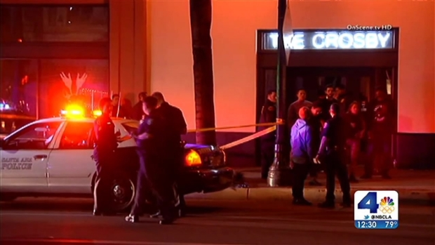 [LA] Woman Beaten Outside OC Nightclub on Life Support