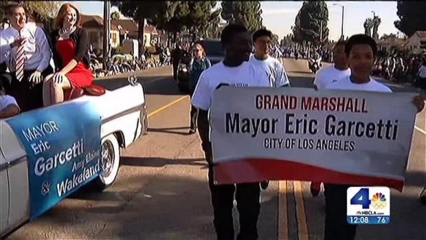 [LA] Kingdom Day Parade Celebrated in Los Angeles