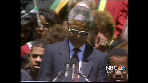 [BAY] Bay Area Remembers Nelson Mandela