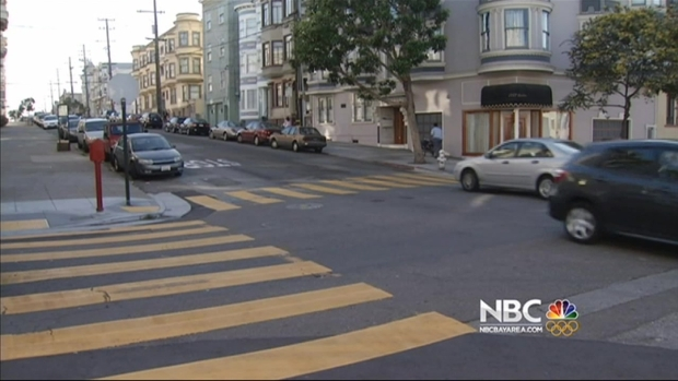 [BAY] Lyft Driver Hits Elderly Woman in SF Crosswalk