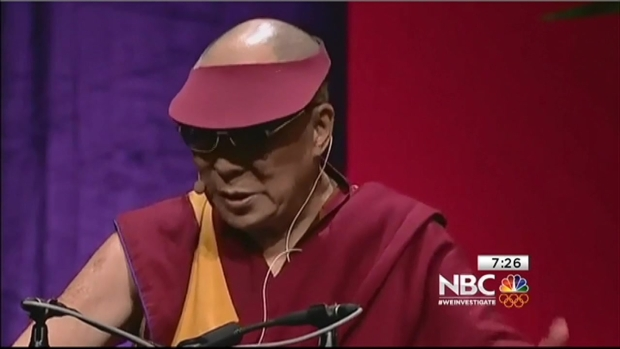 [BAY] Dr. David Gray on Dalai Lama's Appeal