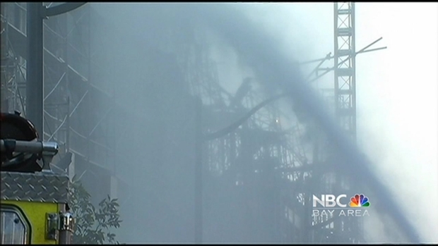 "[BAY] Fire Chief: Welding ""Torchwork"" May Have Sparked Mission Bay Fire in San Francisco"