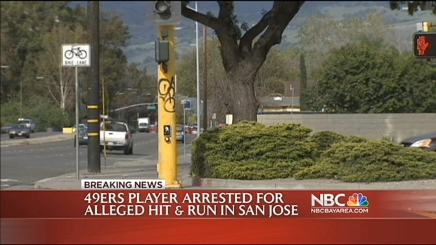 [BAY] 49ers' Culliver Arrested in San Jose