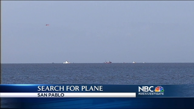 [BAY] Witness Recounts Plane Collision Near Richmond-San Rafael Bridge