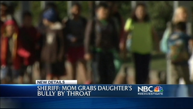 [BAY] Mom Grabs 12-Year-Old By Throat, Says He Bullied Her Daughter: Sheriff