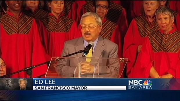 "[BAY] Maya Angelou Remembered as ""Daughter of San Francisco"""