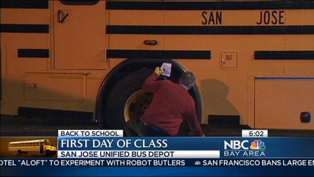 Back to School in San Jose