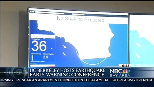 [BAY] Earthquake Summit pulls for discussion on Early Warning System