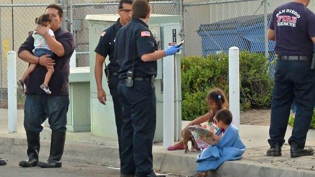 [DGO] San Diego Teen Carjacks 3 Kids, Puppy