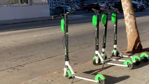 [LA] Kids and Adults Getting Hurt on Electric Scooters, Study Says