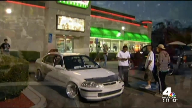 Arrests Made Tickets Issued In Law Enforcement Clamp Down On Krispy - Car meet