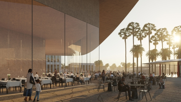 Renderings Show Latest Designs of LACMA's Future Makeover