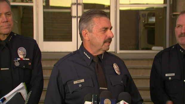 [LA] LAPD Chief Beck Discusses Alleged Underreporting of Crime: Part I