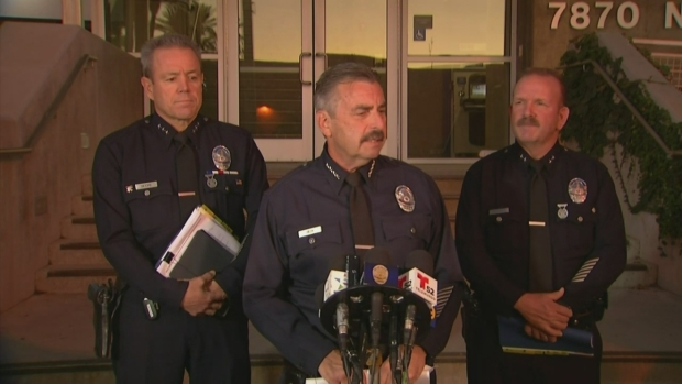[LA] LAPD Chief Beck Discusses Alleged Underreporting of Crime: Part II