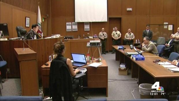 [LA] Ex-LAPD Officer Gets Jail Time in Arrest Assault