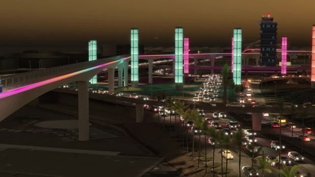 LAX People Mover: The Plan For What It Will Look Like