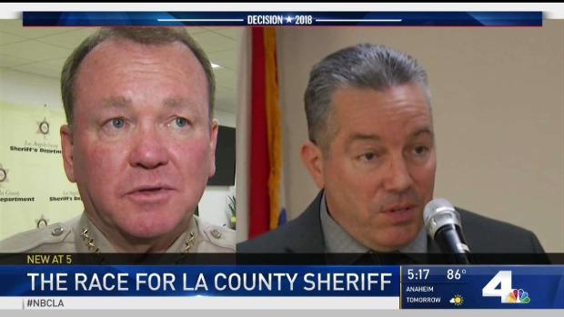 [LA] LA County Sheriff's Race Heats Up