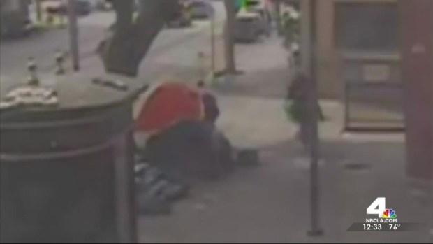 [LA] LA Residents Respond to LAPD Use of Force De-Escalation