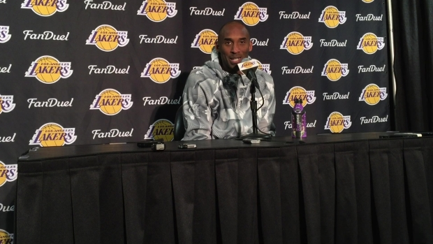 Which Shoes Did Kobe Wear When He Got Injured