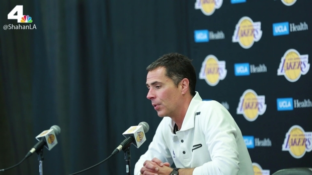 [LA] What is the Lakers' Plan?