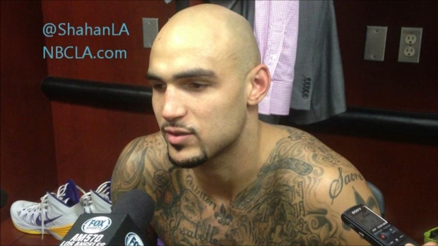 [LA] Lakers Locker: Sacre, Henry, Gasol
