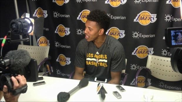 [LA] Lakers Nick Young Won't Tank