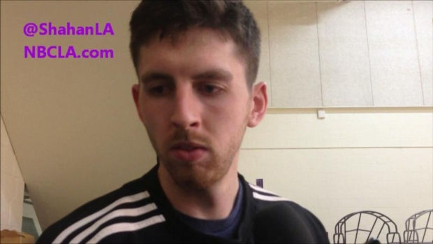 [LA] Lakers Ryan Kelly Talks Growth